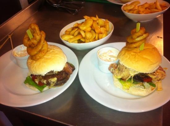 Addisons: Addison's burger