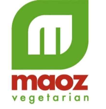 Maoz Vegetarian: Maoz Logo
