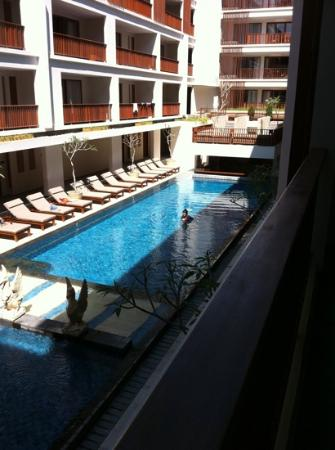 The Magani Hotel and Spa: lovely pool area