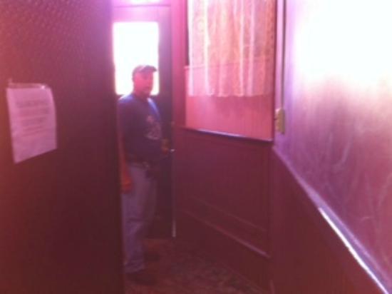Deadwood Dick's: Door to Sherman Street