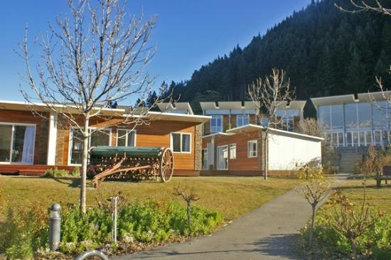 Queenstown Lakeview Holiday Park: 2 Bedroom Park Motel