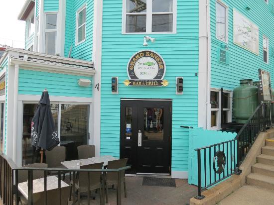 Brigantine Inn: Restaurant