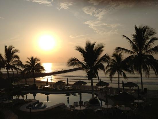 Boca del Rio, Mexiko: un hermoso amanecer!