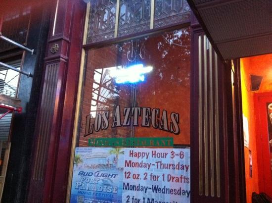 Los Aztecas Mexican Restaurant: Los Aztecas