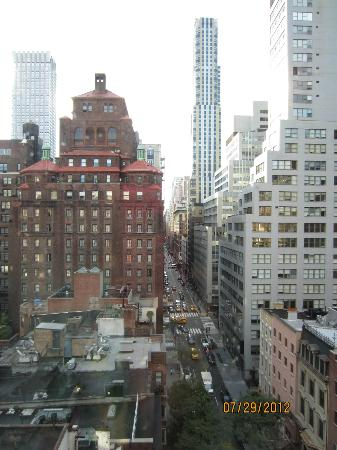 Kitano New York: View from our Room