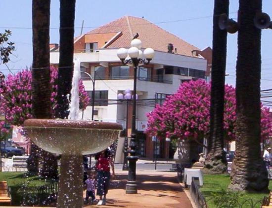 Plaza de Armas de San Vicente de Tagua Tagua