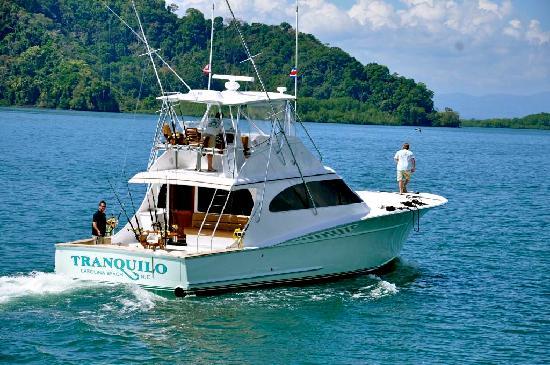 Casa del Sur Fishing