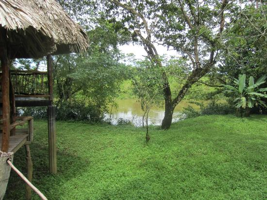 Cotton Tree Lodge: River View