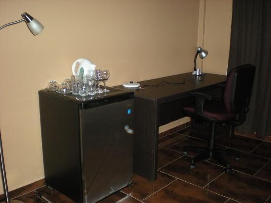 Sheva Hotel : Standard Bar all Room