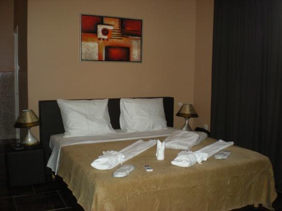 Sheva Hotel Luxury Livin Room