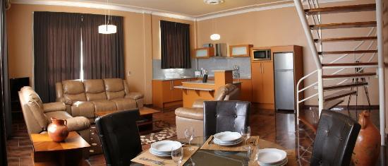 Sheva Hotel : Luxury Livin Room