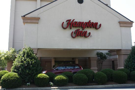 Hampton Inn Newport News-Yorktown: Vacation at the Hampton Inn