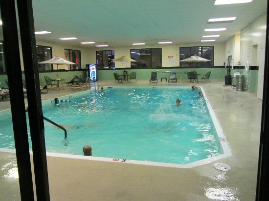 Best Western River North Hotel Indoor Pool