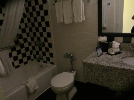 Best Western River North Hotel: Bathroom