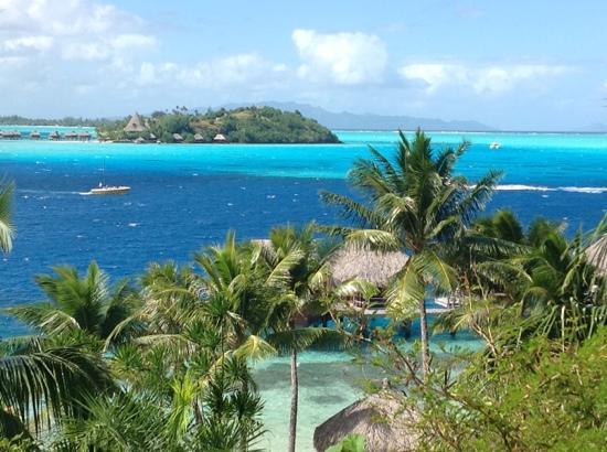 Maitai Polynesia Bora Bora: vista mozzafiato