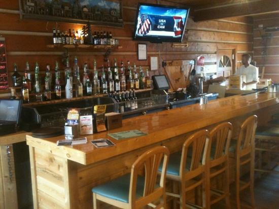 Old Town Cafe : quaint little bar
