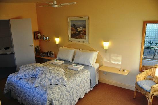 Middleton Cottage: Blue Room
