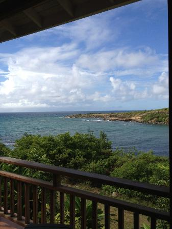 Cabier Ocean Lodge: From our room
