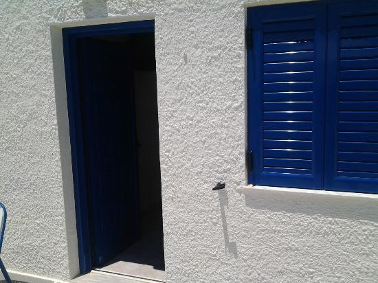 Pelagos Hotel - Apartments: Room exterior