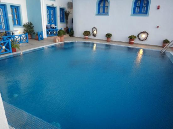 Agnadema Apartments: Pool