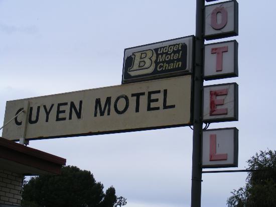 Ouyen Motel