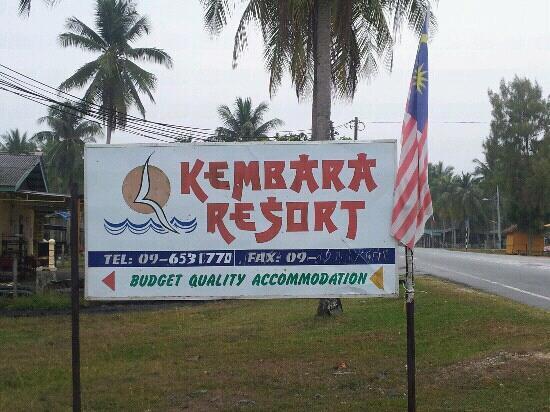Kembara Resort: de naam resort mag het niet eens dragen en quality (zelfs budget) kun je ook wegstrepen