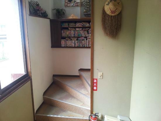 Angel: 階段