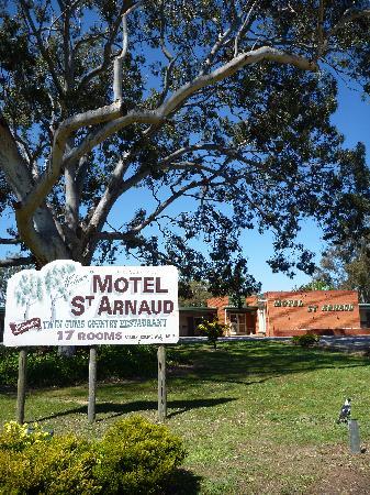Motel St Arnaud