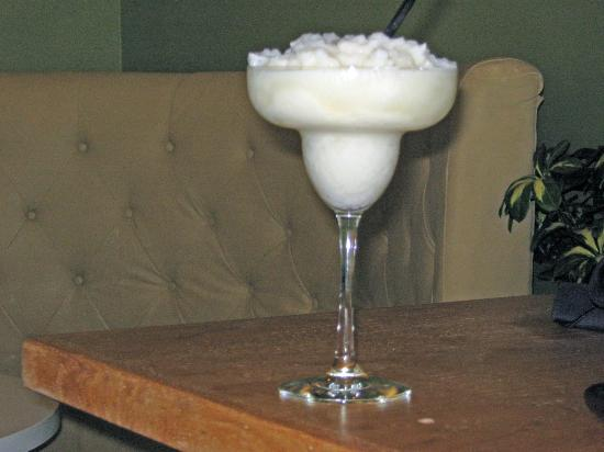 Driftwynd Bistro: Pina Colada, anyone? Or perhaps a glass of wine or a pint of beer.