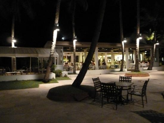 パラオ パシフィック リゾート, ホテル敷地