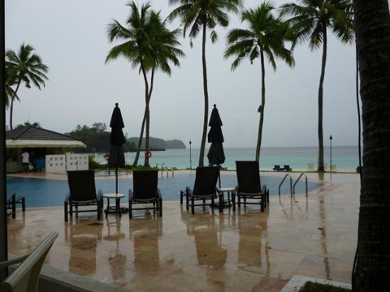 帛琉太平洋度假村照片