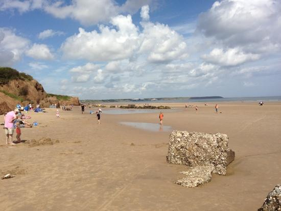 Reighton Sands Holiday Park - Haven: a beautiful beach