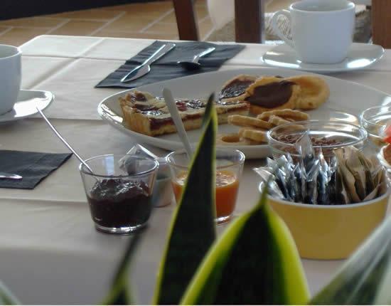 Agriturismo Borgo Borromeo: colazione