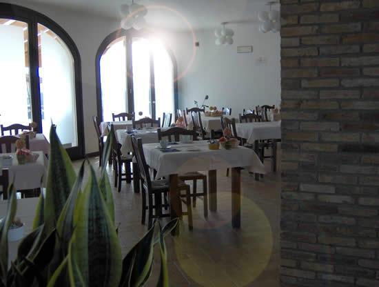 Agriturismo Borgo Borromeo: sala