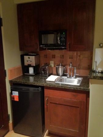 Hyatt Residence Club Sedona, Pinon Pointe: kitchen