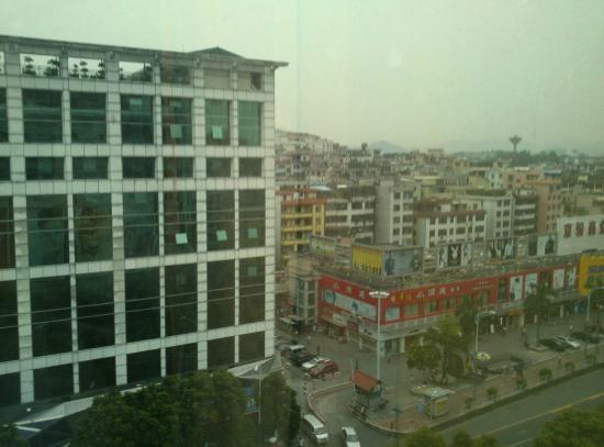 Home Inn (Guangzhou Shengdi Plaza): View from room 1