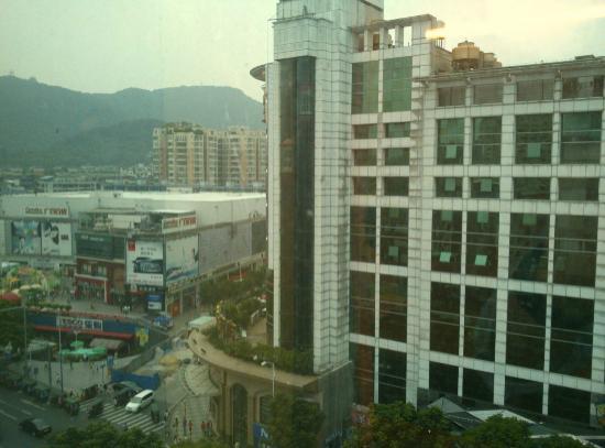Home Inn (Guangzhou Shengdi Plaza): View from room 2