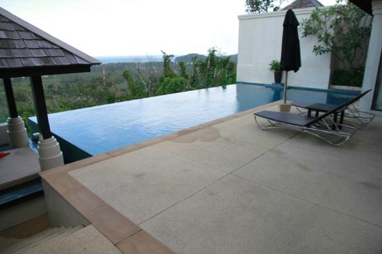 The Pavilions Phuket: view of patio/ pool