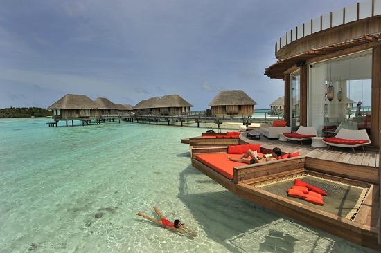 Club Med Kani: Manta Lounge