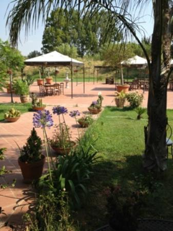 Agriturismo Villa Cristina : giardino1
