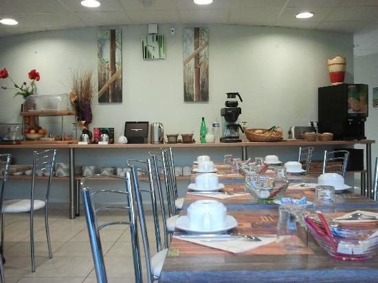 Hotel Pic Epeiche : Sala colazione