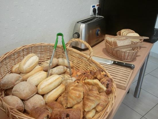 Hotel Pic Epeiche : Colazione a buffet