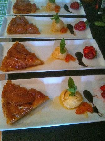 Finca La Solana Marbella Hostal: tasty food home made