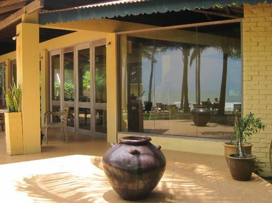 Sunset Beach Resort: Frühstücksraum