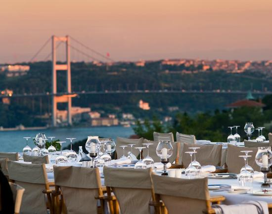 "Sunset Grill & Bar: While ""Sunset""ing on the Bosphorus"