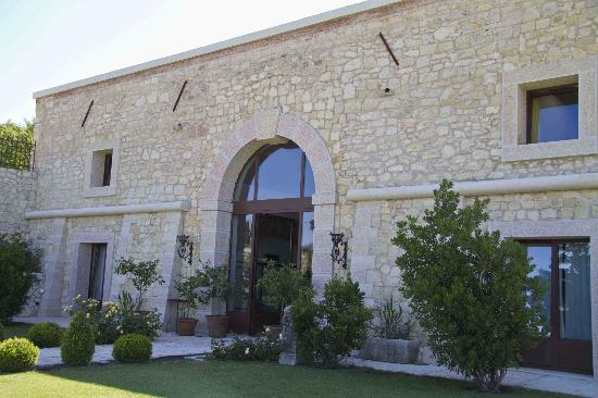 Delser Manor House Hotel: entrée de l'hôtel