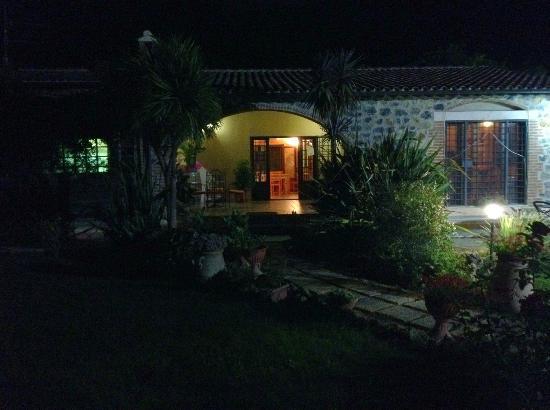 Night time at La Solina