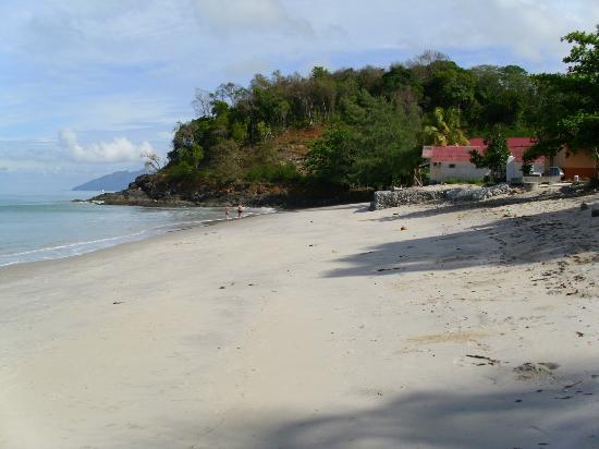 Sunset Beach Resort: Ausblick nach rechts