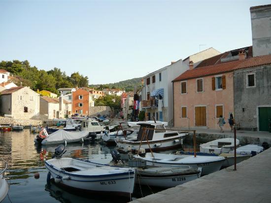 Lošinj Island, Kroatien: Porticciolo di Rovenska (Veli Losijni)