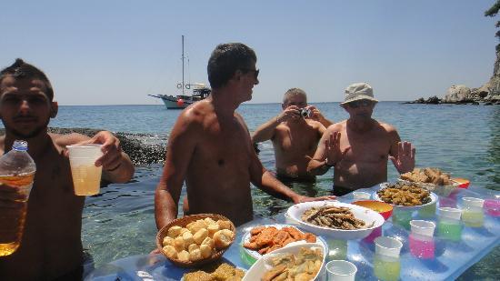Chrissi Island Reviews